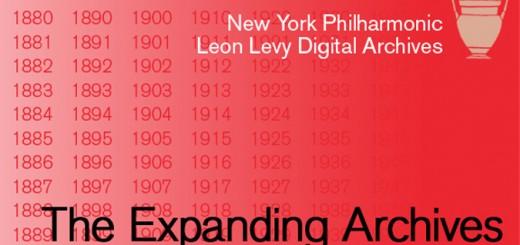 Filarmónica de Nueva York. Colección Leon Levy