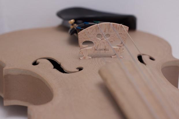 Un Stradivarius clonado