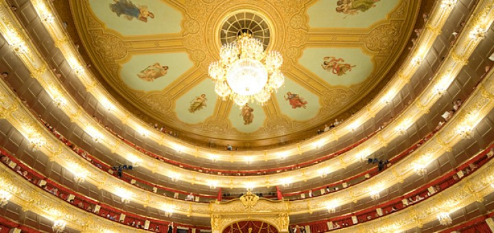 10 Teatros de Ópera top según National Geographic