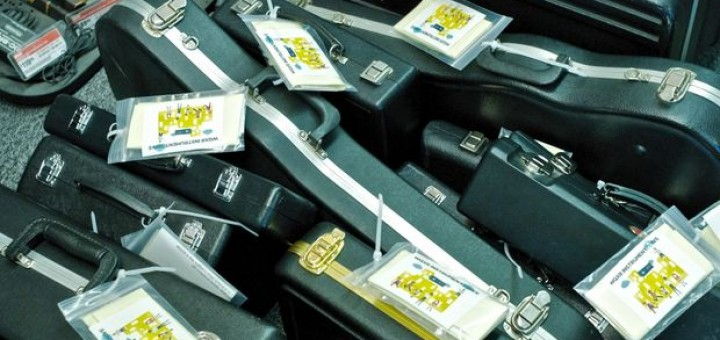 Movida de Instrumentos WQXR